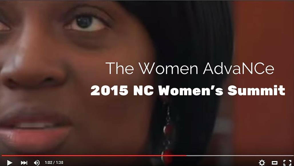 2015 NC Women's Summit