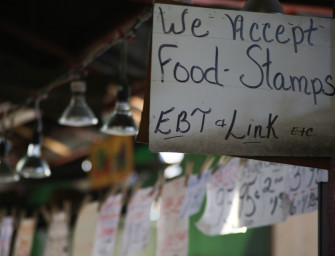 No Job? No Food Stamps, Says NC Law