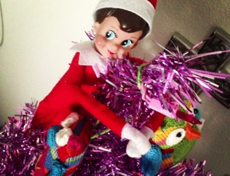Elf on the Shelf: Creepy or Cute?