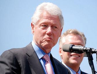 Bill Clinton: First Gentleman