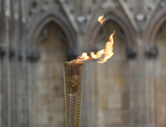 Fanning Your Olympic Flame