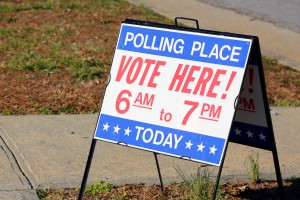 POLLING PLACE 1
