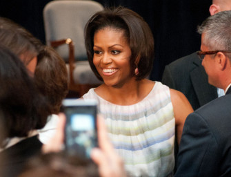 First Lady Effect