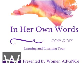 In Her Own Words … Forward Together