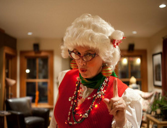 Channel Your Inner Mrs. Claus This Holiday