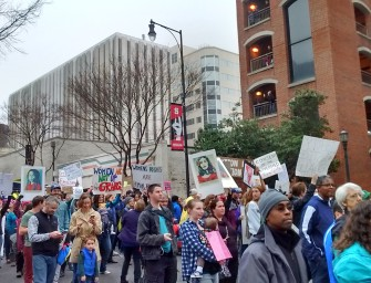 Our Reflections on the March