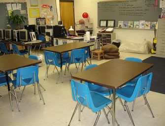 Changing Classroom Size Doesn't Mean an Eviction Notice