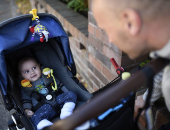 Calling On Dads: Overcoming the Inequity of Parenting