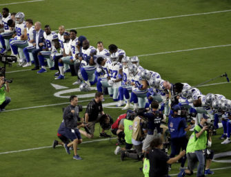 Taking a Knee Prompted Me to Take a Pause