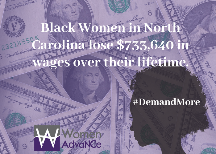 Black Women's Equal Pay Day | Women AdvaNCe
