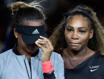 Opposing Views on Serena Williams' Match