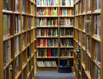 Libraries: A Forgotten Joy