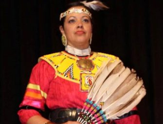 The American Indian Woman: A Gentle Warrior Walking in Two Worlds