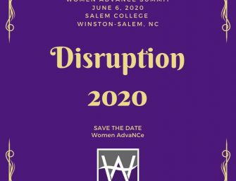 Disruption 2020