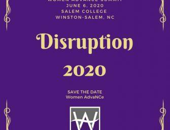 Disruption 2020