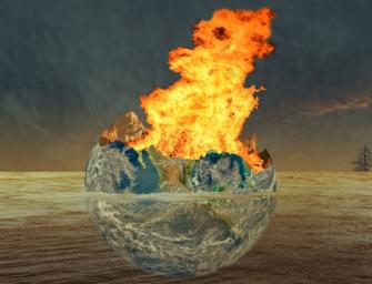 Global Warming Mood Swings