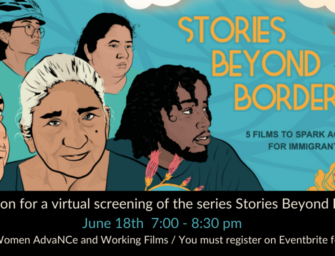 Stories Beyond Borders: Virtual Film Screening