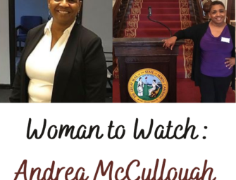 Woman to Watch: Andrea McCullough