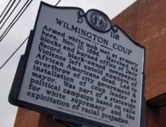 Lessons learned from the Coup D'etat of Wilmington