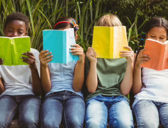 Getting Caught Reading Will Help Children Succeed