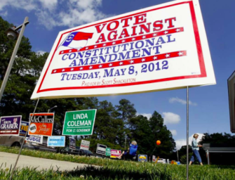 The (Fortunately) Brief Life and Death of Amendment One