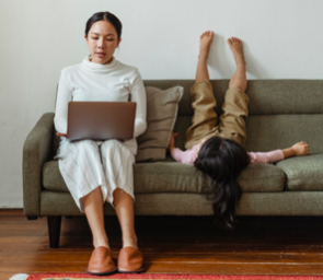 How Working Moms Can Support Their Mental Health During COVID-19